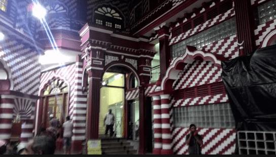 interior Masjid Jamiul Alfar