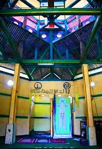 interior Masjid Patimburak