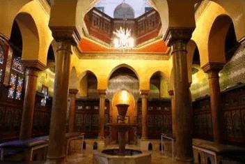 interior masjid birmingham