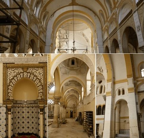 interior masjid ketchaouah