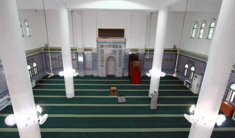 interior yang elegan
