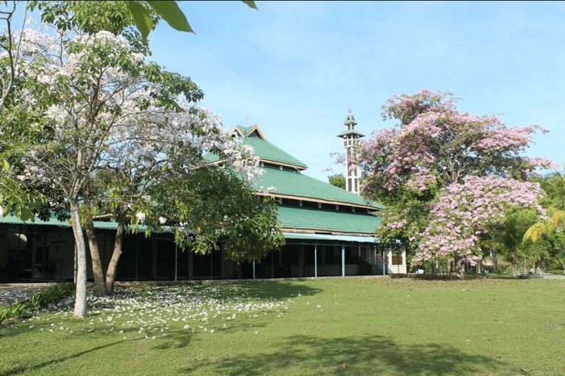 keasrian masjid nurul islam