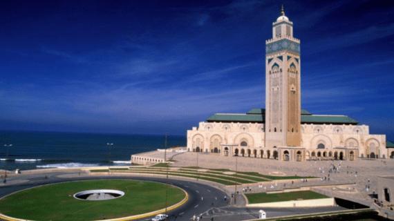 Masjid Hasan II – Pesona Keindahan Religius Berbalut Keindahan Pantai