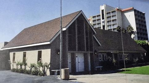 Masjid Islamic Center Santa Ana