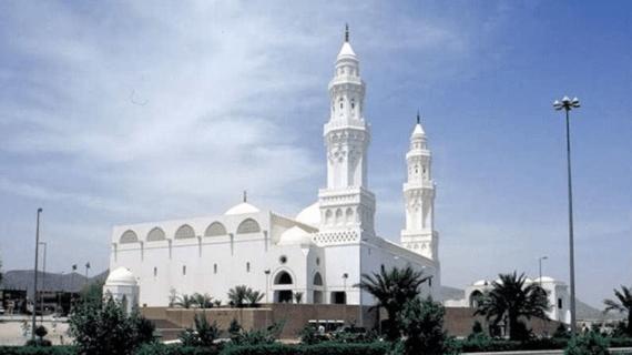 Masjid Dengan Dua Arah Kiblat – Masjid Qiblatain