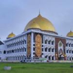 Masjid Agung Darussalam Palangkaraya Kalimantan Tengah