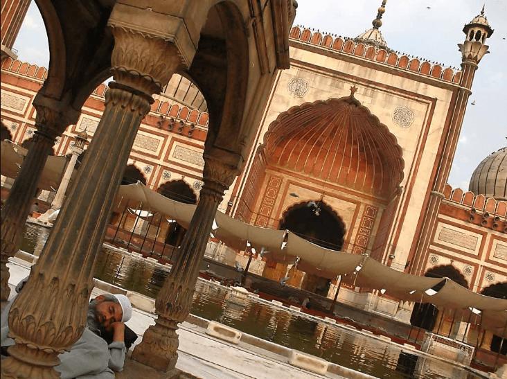 masjid agung india