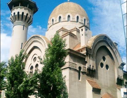 Masjid Agung Konstatia Romania