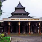 Masjid Besar Tegalkalong di Sumedang Jawa Barat