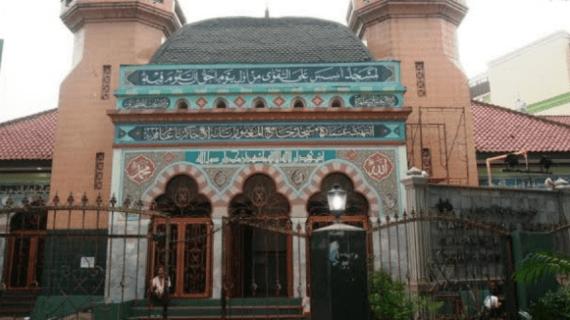 Masjid Al-Makmur, Tanah Abang Jakarta