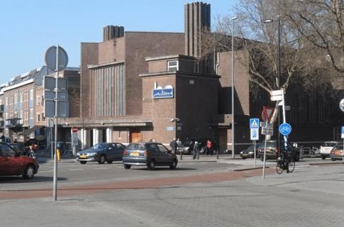 Masjid An-Nashr – Rotterdam Belanda