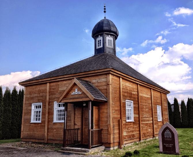 masjid bohoniki polandia