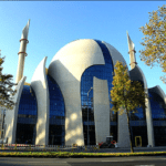 Masjid Central Cologne di Jerman