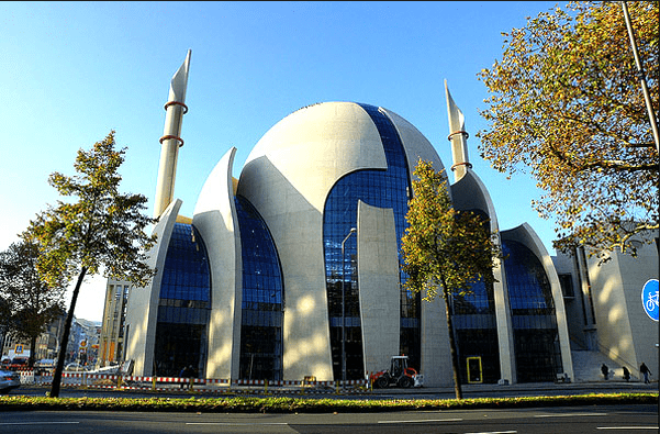 masjid central cologne.