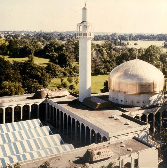 masjid central london