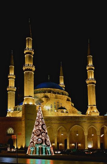 masjid chrimas lebanon