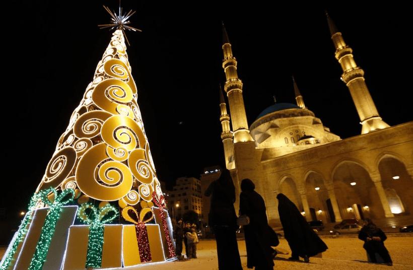 masjid chrimas