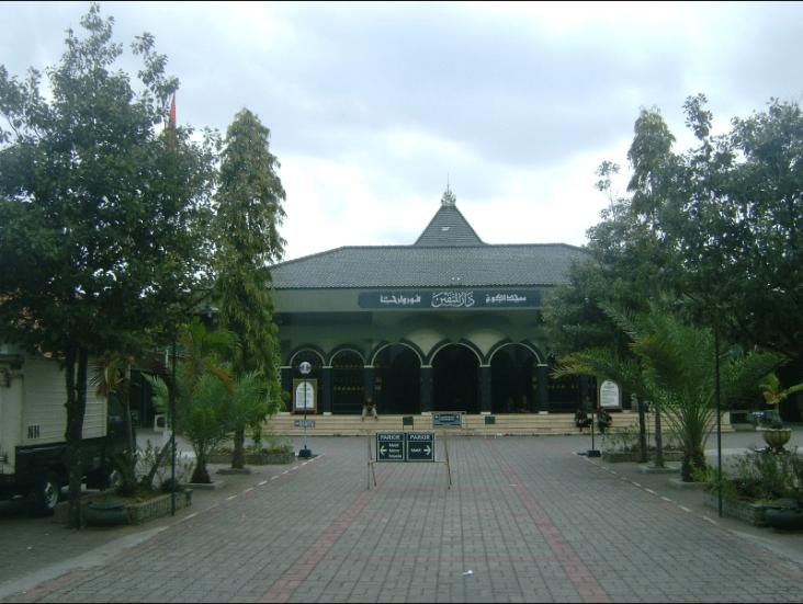 masjid darul muttaqin purworejo