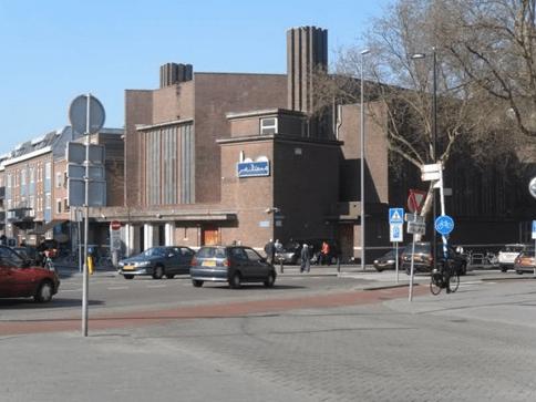 masjid di Rotterdam Belanda