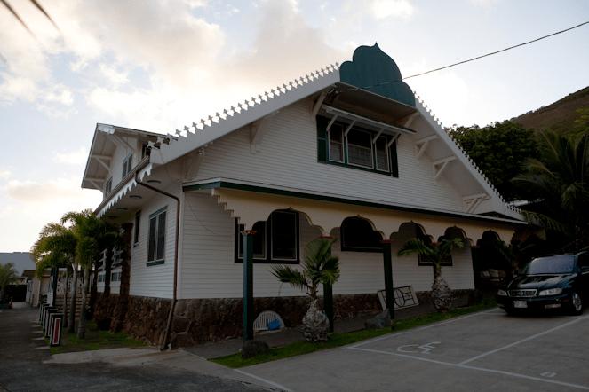 masjid di hawai