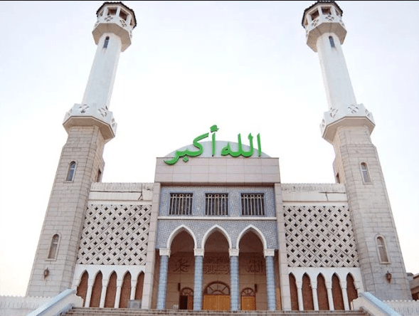masjid di korea