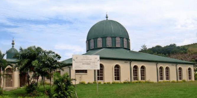 masjid di papua nugini