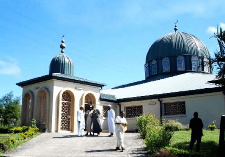 Masjid Islamic Society