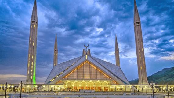 Masjid Faisal Pakistan – Masjid Tanpa Kubah