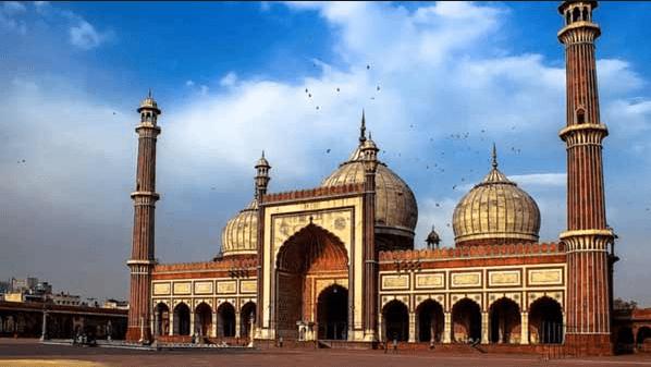 masjid indah di india