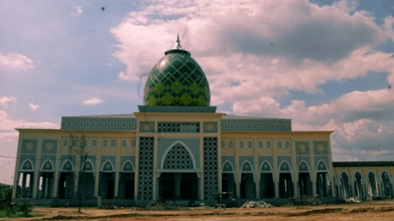 Masjid Islamic Center – Prabumulih