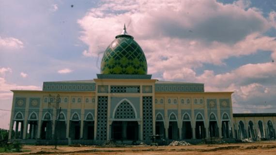 Masjid Islamic Center – Prabumulih