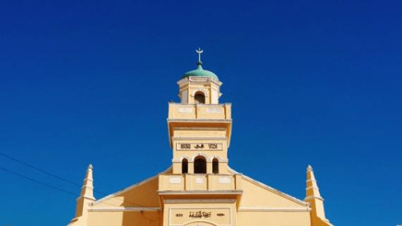 Masjid Jamia Cape Town di Afrika Selatan