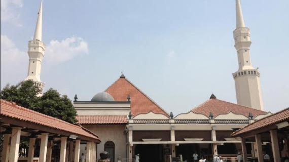 Masjid Luar Batang Penjaringan Jakarta