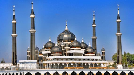Masjid Kristal – Malaysia
