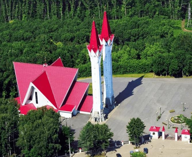 masjid lala tulpan