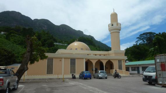 Masjid Mahe, di Seychelles