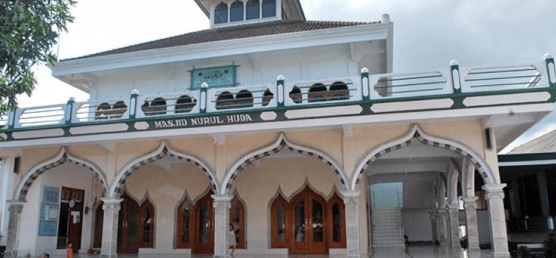 masjid nurul huda bali