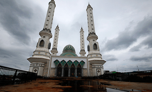 masjid nurul ikhlas cilegon