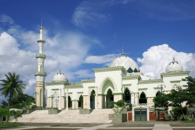 masjid raya makasar