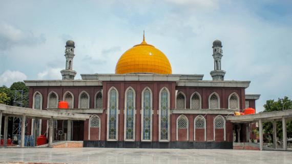 Masjid Raya Senapelan – Pekanbaru Riau