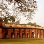 Masjid Shaat Gombuj – Masjid Tertua di Bangladesh