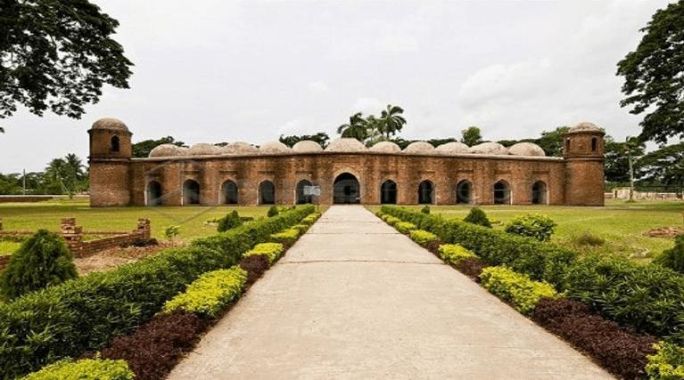 masjid shaat gombuj