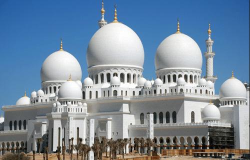 Menengok Kemegahan Masjid Terbesar Ketiga di Dunia, Masjid Agung Sheikh Zayed