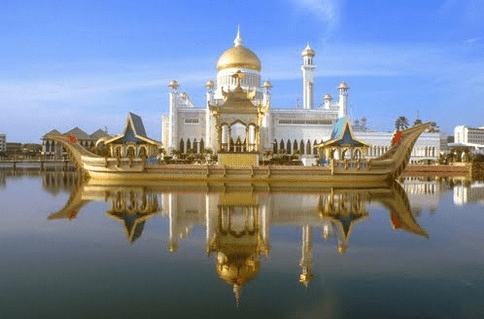 Masjid Sultan Omar Ali Saifuddin