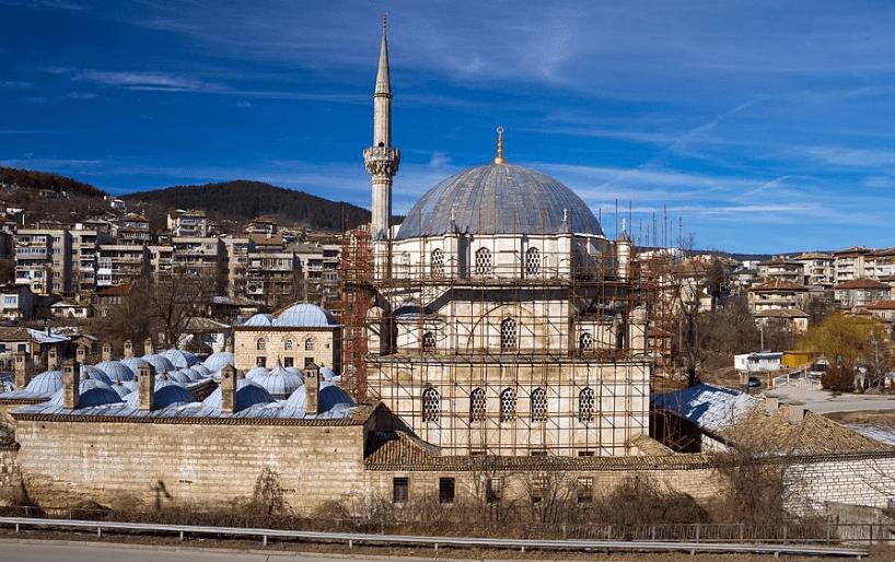 masjid tombul bulgaria.