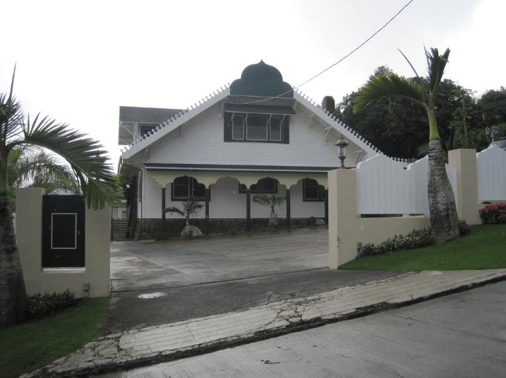 masjid unik di hawaii