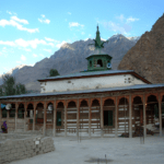 Masjid Chaqchan di Pakistan