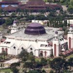 Masjid Agung At-Tin – Taman Mini Indonesia Indah