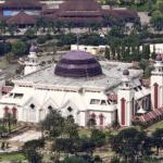 Masjid Agung At-Tin – Taman Mini Indonesia Indah