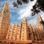 Masjid Agung Bobo Diolasso – Bukina Faso